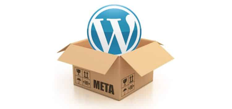 add_meta_box : La fonction de la semaine n°13