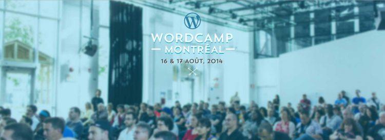 Je serais orateur au WordCamp Montreal : Conférence à l'international